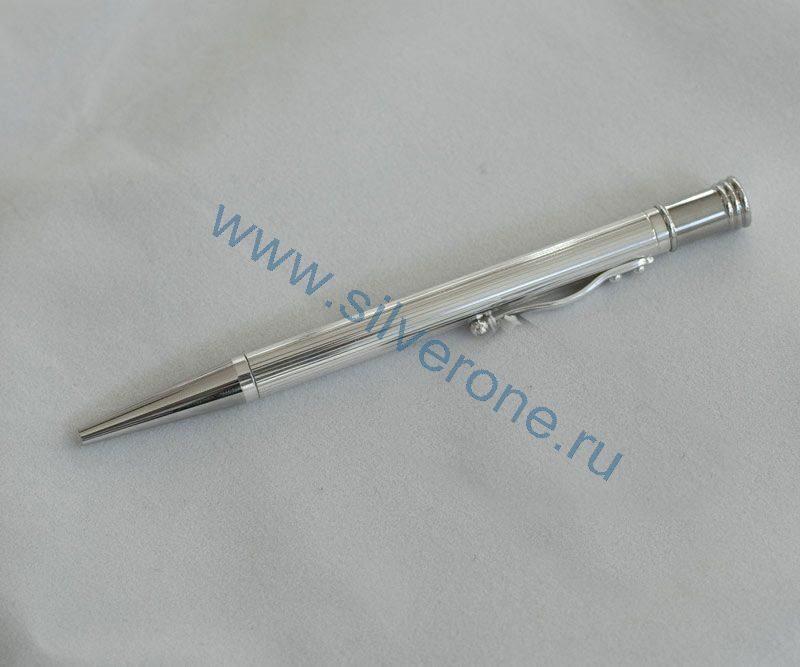 Серебряная ручка 60331