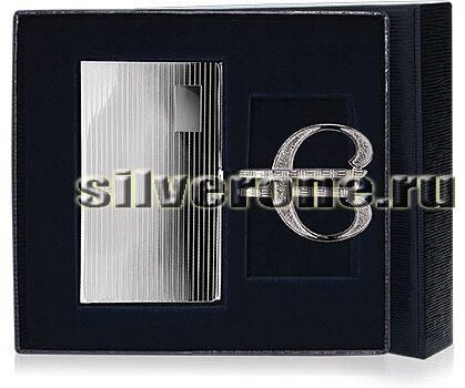 Серебряный подарок деловому человеку 2
