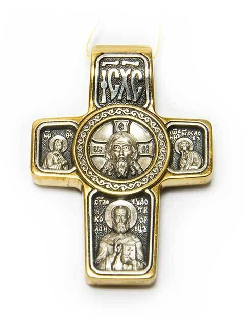 Купить освященный крестик в москве