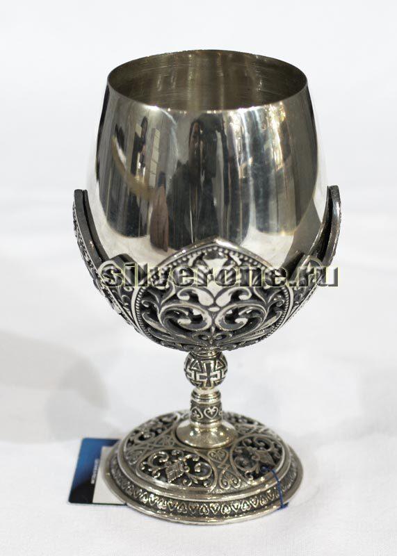 Серебряная рюмка Дворцовая