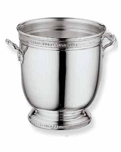 Ведро для шампанского Император серебро