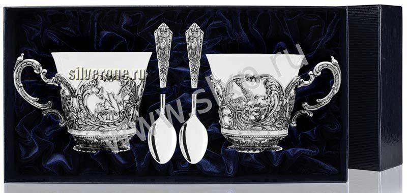Серебряные чашки Королевская Охота